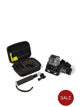 kitvision-action-camera-travel-case-chest-mount-and-small-extension-pole