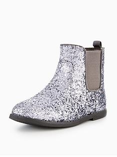 mini-v-by-very-sofia-glitter-chelsea-ankle-boot