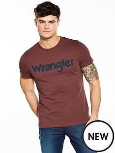 wrangler-logo-tshirt