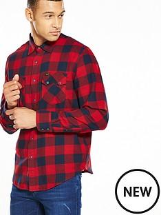 lee-checked-rider-shirt