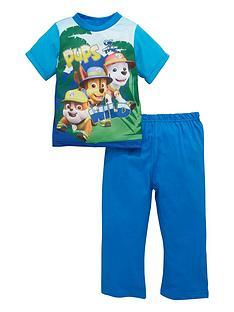 paw-patrol-paw-patrol-pups-boys-short-sleeve-pyjamas
