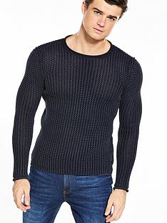 replay-fisherman-knitted-jumper