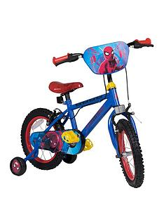 spiderman-14inch-bike