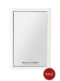 luna-1-door-mirrored-bathroom-wall-cabinet-white