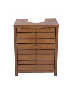 westbaynbspsolid-wood-under-basin-storage-unit