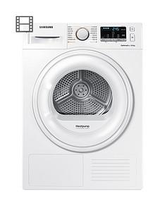 samsung-dv80m50101weunbsp8kg-tumble-dryer-with-heat-pump-technology-white