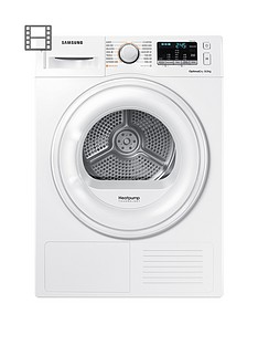 samsung-dv80m50101weunbsp8kgnbspload-tumble-dryer-with-heat-pump-technology-white
