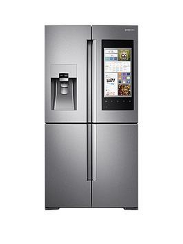 samsung-rf56m9540sreu-family-hub-multi-door-fridge-freezer-and-5-year-samsung-parts-and-labour-warranty--nbspstainless-steel