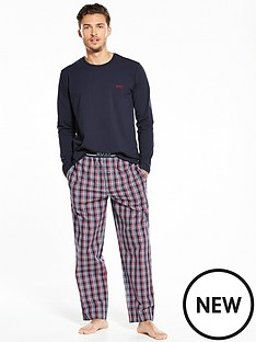 hugo-boss-jerseywoven-pyjama-set