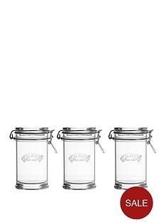 kilner-kilner-signature-45l-set-of-3-clip-top-jar