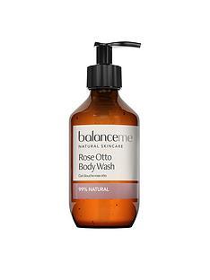 balance-me-rose-otto-body-wash-280mlnbspamp-free-pure-skin-face-wash-125ml
