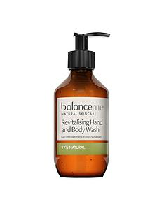 balance-me-revitalising-hand-amp-body-wash-280mlnbspamp-free-pure-skin-face-wash-125ml