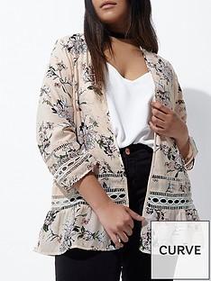 ri-plus-floral-frill-hem-kimono