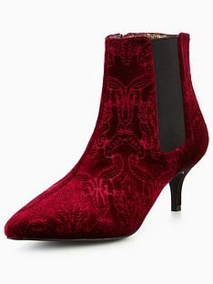 joe-browns-irresistible-velvet-ankle-boots