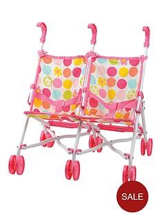 dolls-twin-buggy