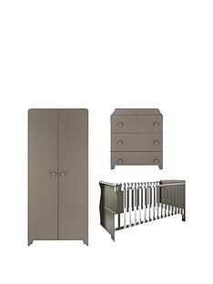 little-acorns-cot-bed-changer-amp-wardrobe-range-grey