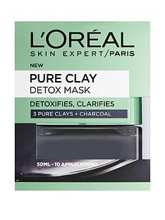 loreal-paris-pure-clay-detox-mask-50ml