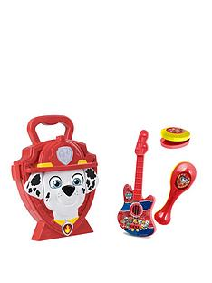 paw-patrol-marshall-carry-case-with-musical-instruments
