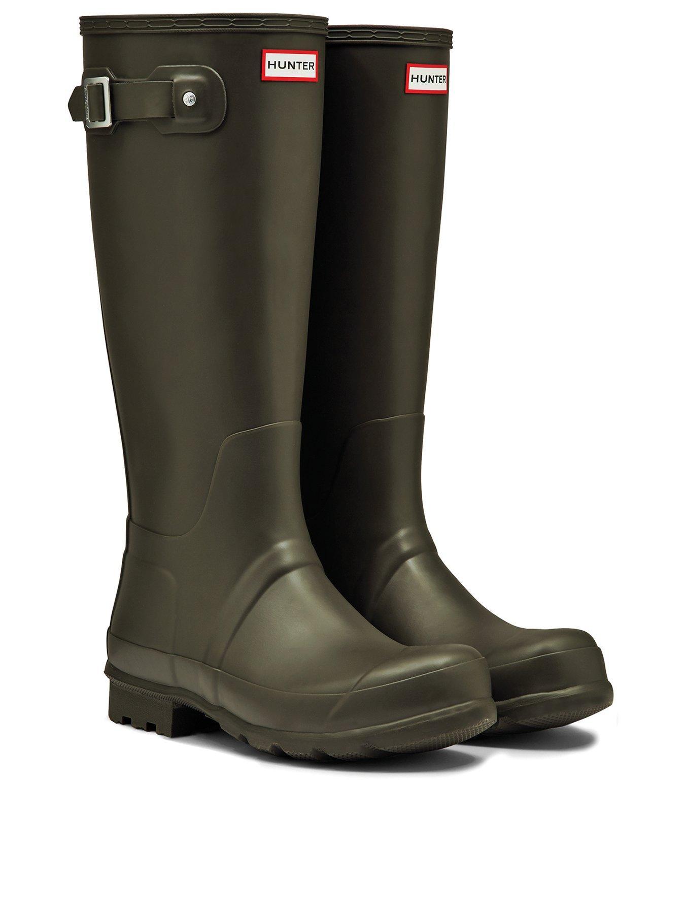 Hunter Mens Original Tall Boot 1600173786 Men's Shoes Hunter Boots