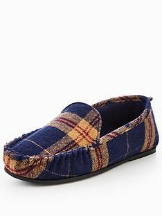 dunlop-checked-slipper