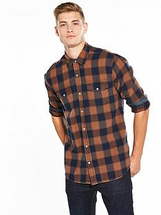 joe-browns-rust-check-shirt