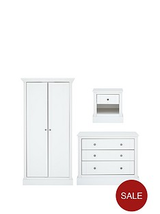 consort-dover-3-piece-ready-assembled-package-2-door-wardrobe-3-drawer-chest-and-1-drawer-bedside-cabinet-buy-and-save