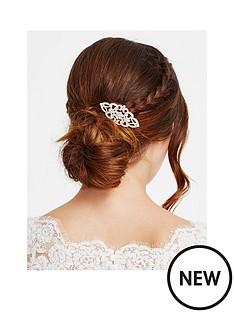 jon-richard-rose-gold-crystal-daisy-swirl-hair-comb