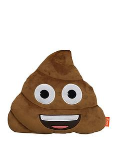 emoji-poo-shaped-embroidered-plush-cushion