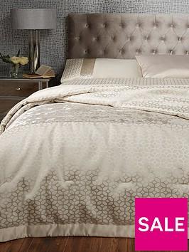 ideal-home-vienna-velvet-panel-geo-bedspread-thrownbsp
