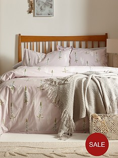 ideal-home-sabine-foxglove-duvet-cover-set