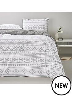 monochrome-aztec-duvet-cover-set-sk