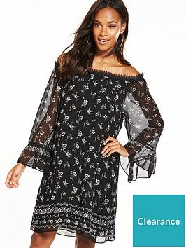 max-edition-sheer-print-dress