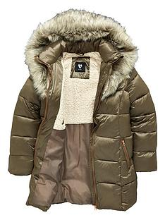 v-by-very-girls-metallic-faux-fur-hooded-padded-coat