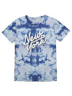 v-by-very-tie-dye-new-york-t-shirt