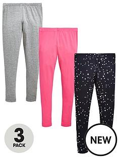 v-by-very-3-pk-star-print-leggings