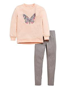 v-by-very-press-stud-butterfly-jumper-and-legging-set