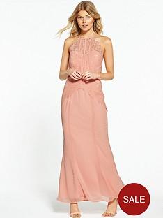 little-mistress-petitenbsplace-top-fishtail-maxi-dress