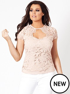 jessica-wright-estella-lace-top