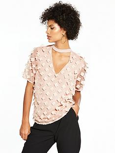 v-by-very-3d-floral-choker-blouse