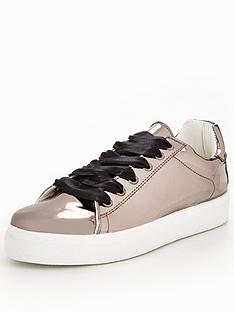 v-by-very-liquid-metallic-lace-up-trainer-pewter