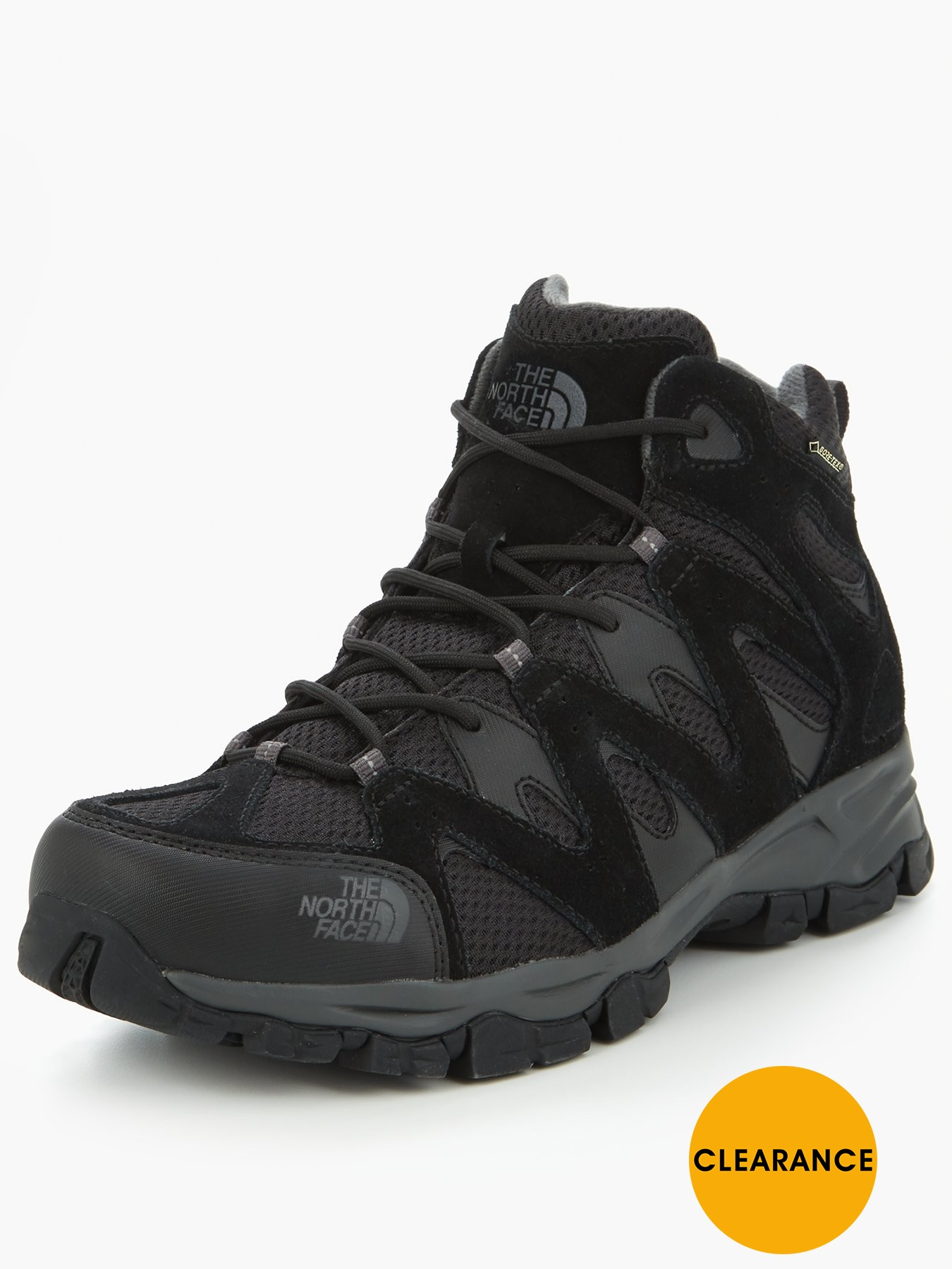 THE NORTH FACE Storm Hike Mid GTX 1600176142 Men's Shoes THE NORTH FACE Walking Boots