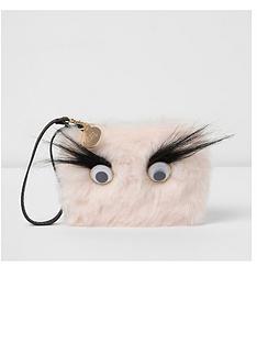 river-island-faux-fur-eye-pouch