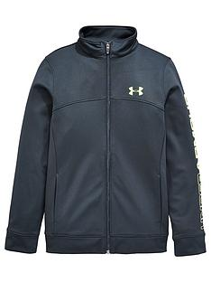 under-armour-under-armour-older-boys-pennant-warm-up-jacket
