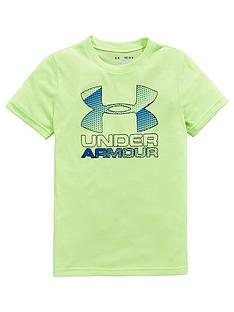 under-armour-under-armour-older-boys-hybrid-big-logo-tee