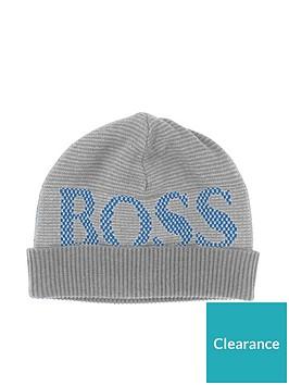 e7c9052d1aa BOSS Hugo Boss Boys Knitted Hat