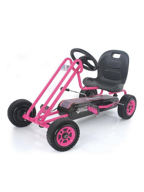 hauck-hauck-lightening-go-kart-pink