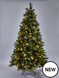 7ft-brookfield-pre-lit-christmas-tree
