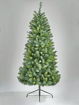 6ft-space-saving-half-christmas-tree
