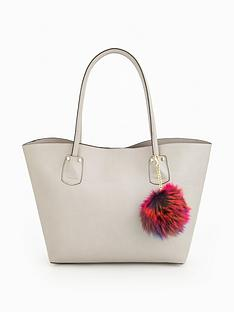 v-by-very-large-shopper-with-pom-poms