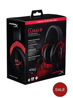 hyperx-hyperx-cloud-ii-pro-gaming-headset-red
